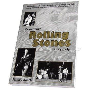książka ROLLING STONES - PRAWDZIWE PRZYGODY autor: Stanley Booth