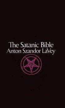 książka SATANIC BIBBLE - ANTON SZANDOR LAVEY, wersja anglojęzyczna