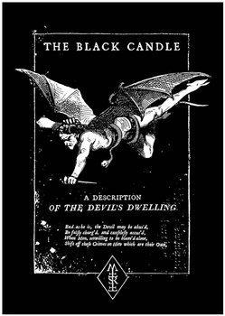 książka THE BLACK CANDLE VOLUME III: SYMPATHY FOR THE DEVIL, wersja anglojęzyczna