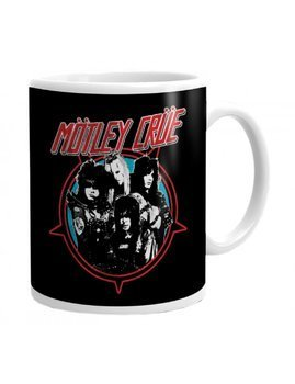 kubek MOTLEY CRUE - HEAVY METAL POWER