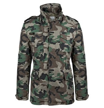 kurtka M65 US-FIELDJACKET woodland