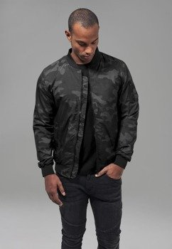 kurtka flyers LIGHT CAMO BOMBER darkcamo