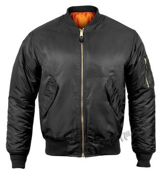 kurtka flyers MA1 JACKET black