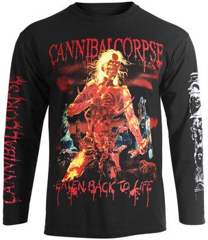 longsleeve CANNIBAL CORPSE - EATEN BACK TO LIFE