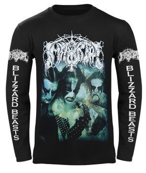 longsleeve IMMORTAL - BLIZZARD BEASTS