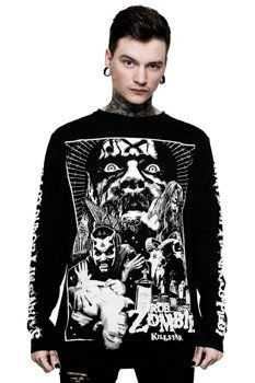 longsleeve KILL STAR - ROB ZOMBIE, CO-PILOT