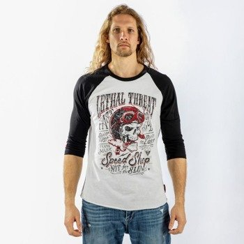 longsleeve LETHAL THREAT - NOT FOR THE SLOW, rękaw 3/4
