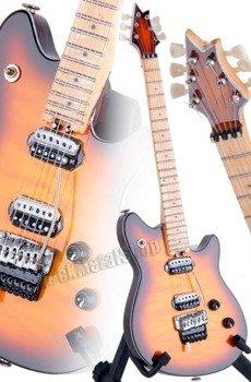 "miniaturka gitary EDDIE VAN HALEN ""WOLFGANG SPECIAL"