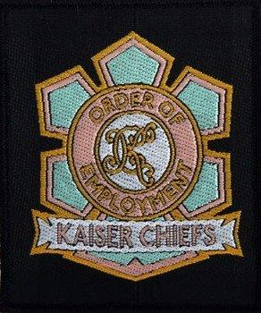 naszywka KAISER CHIEFS - ORDER OF EMPLOYENT