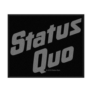 naszywka STATUS QUO - LOGO
