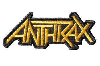 naszywka termiczna ANTHRAX - LOGO