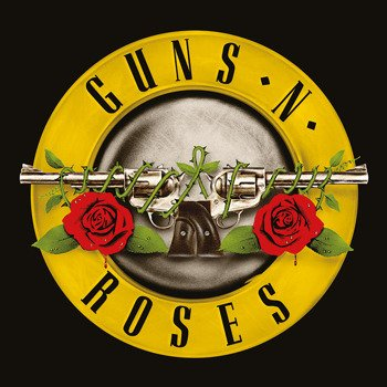 obraz na płótnie GUNS N'ROSES - BULLET LOGO