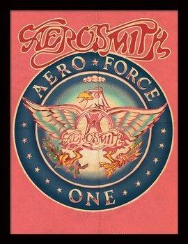 obraz w ramie AEROSMITH - AERO FORCE ONE