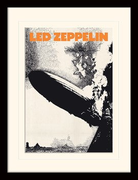 obraz w ramie LED ZEPPELIN - LED ZEPPELIN I