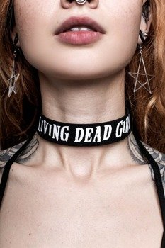 obroża KILLSTAR - ROB ZOMBIE, LIVING DEAD GIRL