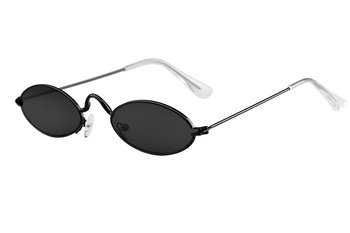 okulary LENONKI STEAMPUNK ŁEZKI BLACK