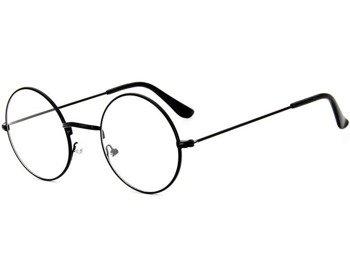 okulary LENONKI ZERÓWKI BLACK