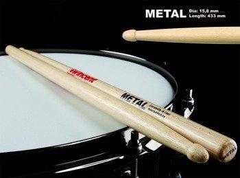 pałki do perkusji WINCENT HICORY W-Metal (2R)