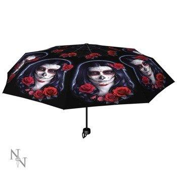 parasolka SUGAR SKULL