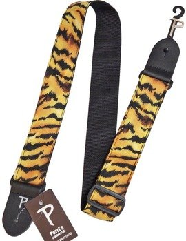 pas do gitary PERRI'S - TIGER PRINT NYLON
