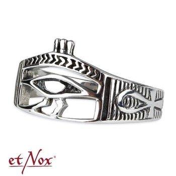 pierścień EYE OF HORUS,srebro 925