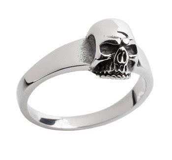 pierścień SMALL SKULL