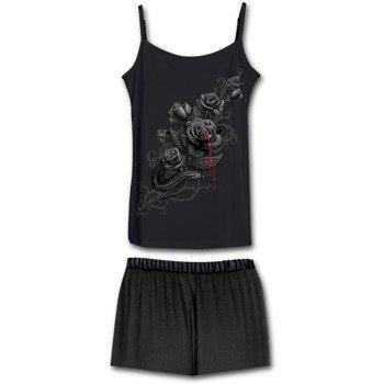 piżama SPIRAL - PURE OF HEART zestaw 4-częściowy