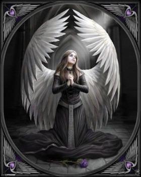 plakat ANNE STOKES - PRAYER FOR THE FALLEN