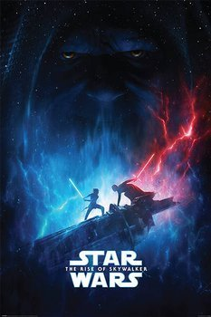 plakat STAR WARS - THE RISE OF SKYWALKER