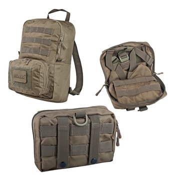plecak ASSAULT PACK ULTRA COMPACT dark coyote
