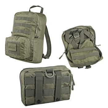 plecak ASSAULT PACK ULTRA COMPACT ranger green