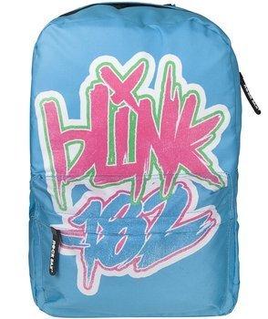 plecak BLINK 182 - LOGO blue