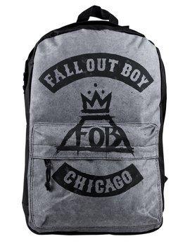 plecak FALL OUT BOY - CHICAGO