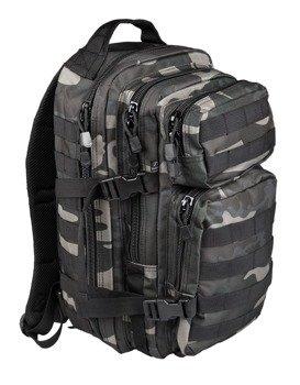 plecak taktyczny US COOPER darkcamo, 25 litrów