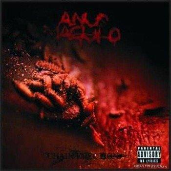 płyta CD: ANUS MAGULO - CHAIN ERECTION