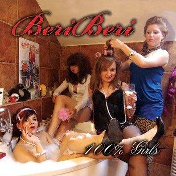 płyta CD: BERI BERI - 100% GIRLS