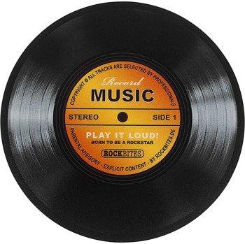 podkładka pod mysz RECORD MUSIC - GOLD