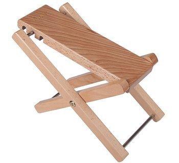 podnóżek gitarowy drewniany RUBY MA-39 klonowy