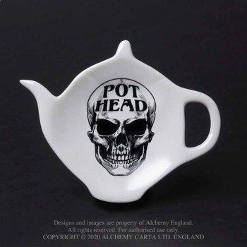 podstawka na torebkę po herbacie/łyżeczkę POT HEAD