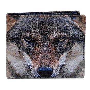 portfel PORTRAIT OF A WOLF