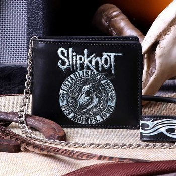 portfel SLIPKNOT - FLAMING GOAT