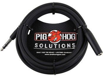 przedłużacz słuchawkowy PIG HOG PHX14-10 jack wtyk-gniazdo M/F / 3 m