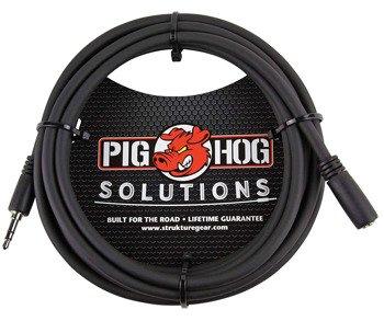 przedłużacz słuchawkowy PIG HOG PHX35-10 wtyk-gniazdo M/F 3,5 mm / 3 m