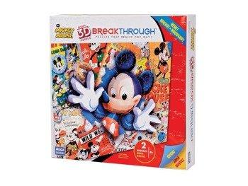 puzzle DISNEY - 3D MINNIE MOUSE 200 szt  wiek 8+