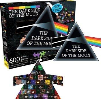 puzzle PINK FLOYD - DARK SIDE, 600 szt