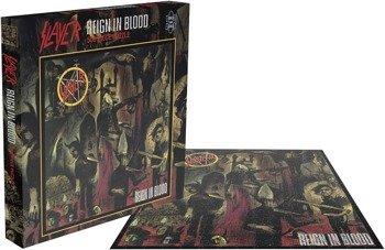 puzzle SLAYER- REIGN IN BLOOD, 500 el.