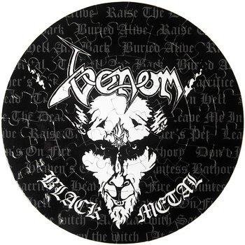 puzzle VENOM - BLACK METAL