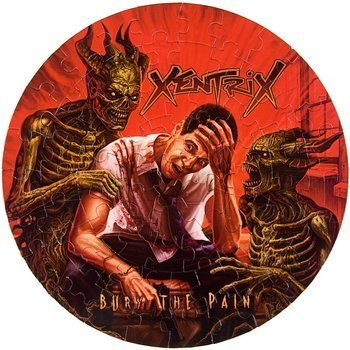 puzzle XENTRIX - BURY THE PAIN