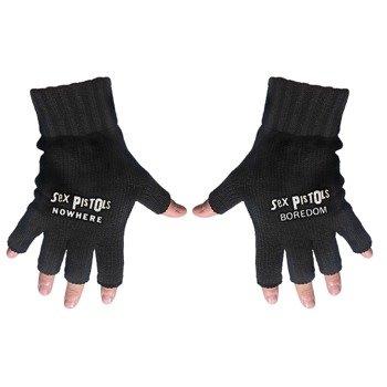 rękawiczki SEX PISTOLS - NOWHERE / BOREDOM