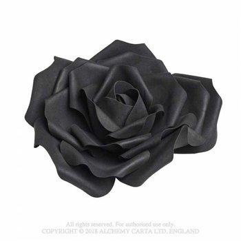 róża czarna SMALL BLACK ROSE